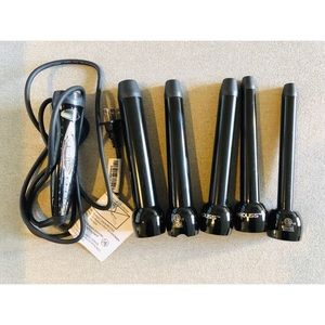 Accessories - Proliss 5 Piece Curling Wand